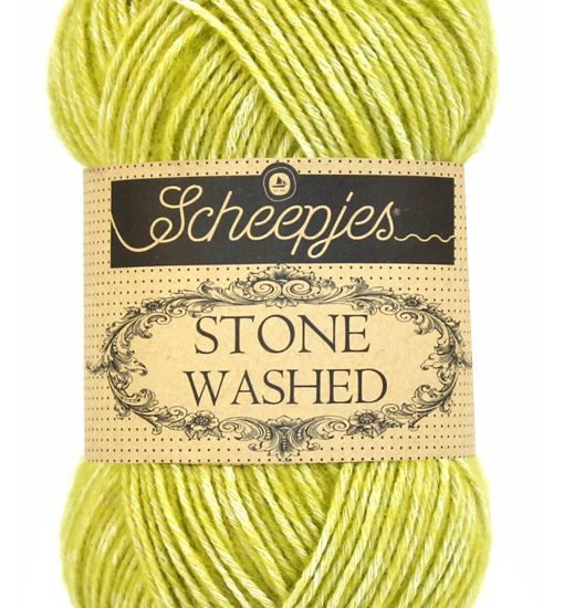 Scheepjes Stone Washed – 812 – Lemon Quartz