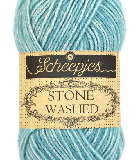 Scheepjes Stone Washed - 813 -Amazonite