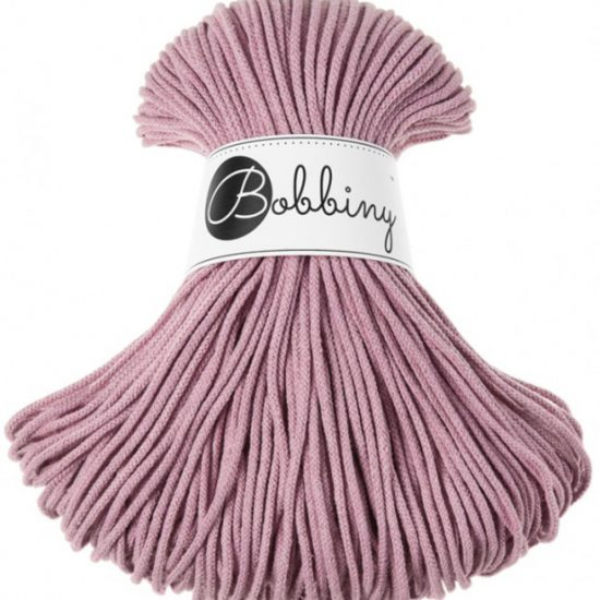 bobbiny junior dusty pink frutselsenmeer
